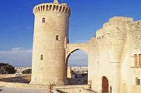 Bellver's Castle in Mallorca